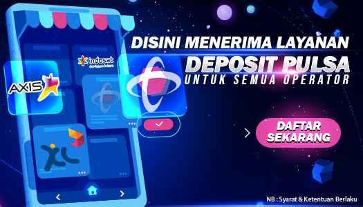 Deposit Pulsa IDNPoker